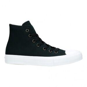 b3fb0acf4e87 Converse Chuck Taylor All Star Signature II 2 Lunarlon Black Shoes ...