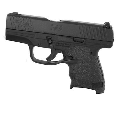 Talon Grips For Walther Pps   Pps M2 Rubber And Granulate Textures