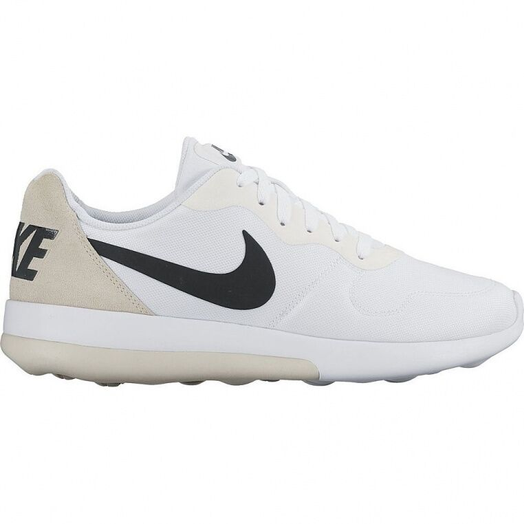 6ae3a515793 Nike MD Runner 2 LW Low White Black Men Running Shoes SNEAKERS ...