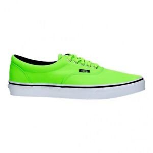 dd3d91de7af VANS Mlx Shoe Neon Green Unisex Trainers Era Size Uk11. About this product.  Stock photo  Picture 1 of 1. Stock photo