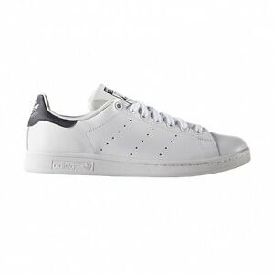 deb0fb8bfb2b5b adidas Originals Stan Smith White Navy Men Casual Shoes SNEAKERS ...