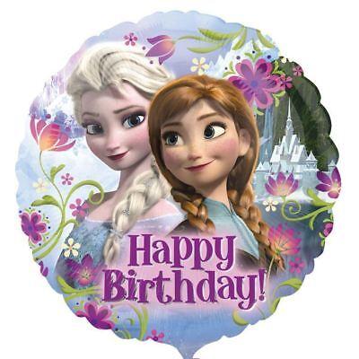 17 Disney S Frozen Party Classic Anna Elsa Snow Queen Round