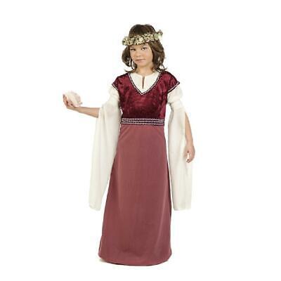 Mittelalterliche Maid Burgfräulein Jungfrau Burgherrin - Mittelalterliche Kostüme Kinder