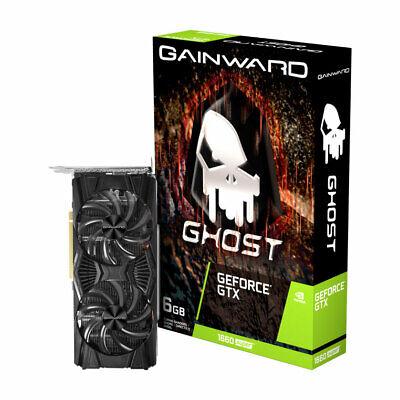Gainward GeForce GTX 1660 SUPER Ghost Gaming Grafikkarte (Nvidia 6GB GDDR6)