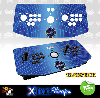 8TB #2 Hyperspin Systems xgaming HDD MAME X ARCADE Tankstick