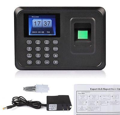 Usb Tcp-ip (USB TCP/IP Password Fingerprint Time Recorder Clock Attendance Employee Salary)