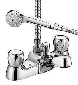 Shower From Bath Taps bath tap shower | ebay