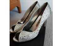Wedding shoes Gina size 5 (38)