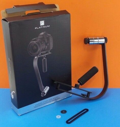 Platinum Camera Stabilizer 3-Piece Counterbalance Mount Model PT-DCSM #stab