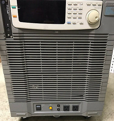 Kikusui Pcr2000l Power Supply Ac