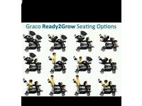 Graco ready2grow swap for another double