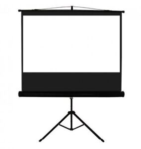 """Projector screen 72"""" (16:9) for rent for $20/day"""