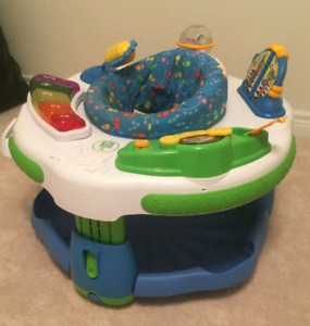 WANTED Baby exersaucer/activity center