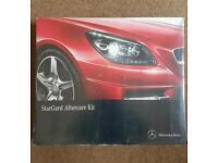 Brand New Mercedes Benz StarGard Care Kits