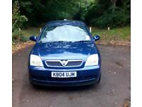Vauxhall vectra blues k reg for sale