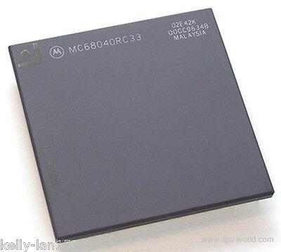1pc New Freescale Mc68040rc33 Microprocessor Ic Integrated Block