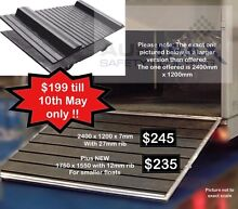Horse Float and Cattle Truck Tailgate Ramp Mats Rubber - Perth WA West Perth Perth City Preview