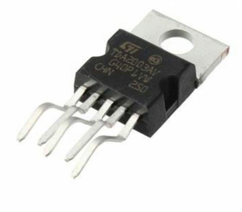 2pcs TDA2003 Power Amplifier CAR AUDIO12v 10w USA Seller fats shipping
