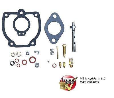 Carburetor Kit Ih Farmall 300 350 400 450 460 Tractor Ih Carb