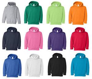 Rabbit-Skins-Hooded-Sweatshirt-Hoody-Hoodie-Toddler-Size-2T-4T-5-6-3326