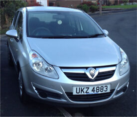 Vauxhall Corsa Club Automatic 5dr 1.4 (2007)