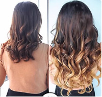 Hair extensions promotion & Eyelashes