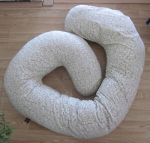 Leachco Snoogle EUC with removable cover