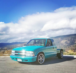 2003 GMC Sonoma FULL CUSTOM TURBO