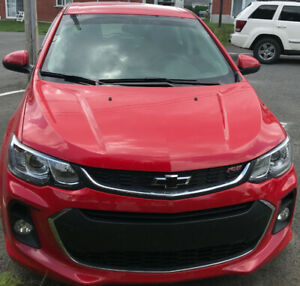2018 Chevrolet Sonic LT Berline