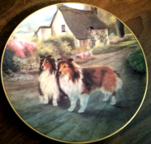 Company's Coming collectors plate