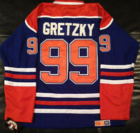 Wayne Gretzky Oilers Jersey!! Brand New With Tags!!