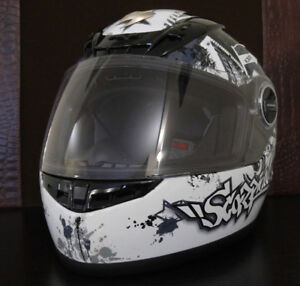 Scorpion EXO-400 Urban Destroyer Motorcycle Helmet - Size XL