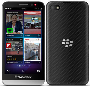 Mint Condition BlackBerry Z30-Unlocked -Black-16GB=$120