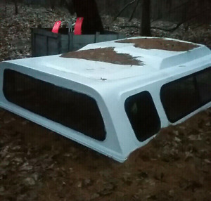 Chevy long box topper 8'
