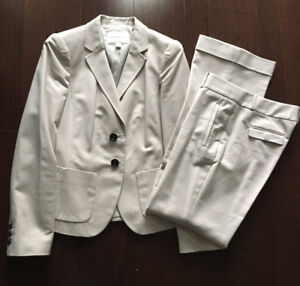 Banana Republic 2pc Ladies Suit