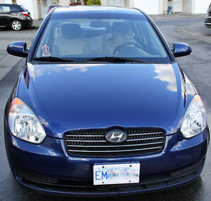 2009 Hyundai Accent Auto GL Sedan
