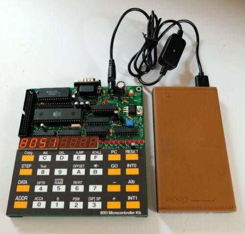 8051 Microcontroller Kit