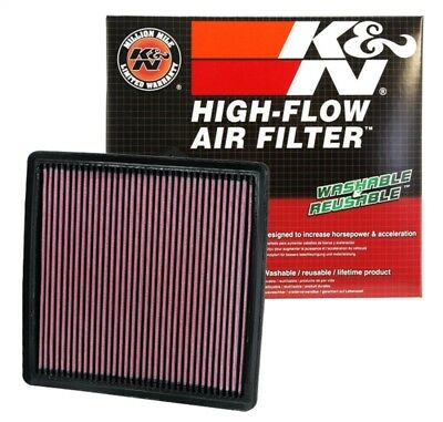K&N Reusable Replacement Air Filter For 2009-2018 Ford F150 F250 F350 33-2385 for sale  Canfield