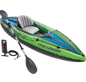 1 Person Inflatable Kayak for sale