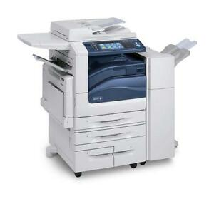 Xerox WC 7845 Color Multifunction Printer Copier - BUY RENT Colour B/W Office Copiers Printers Scanners on SALE