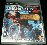 Unchartered 2; Among Thieves - PS3