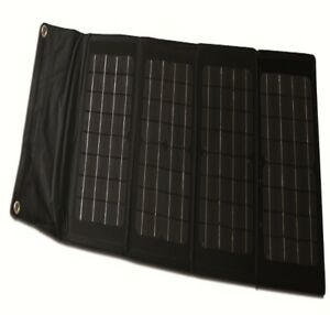 Nature Power 55040 40-watt Folding Monocrystalline Solar Panel