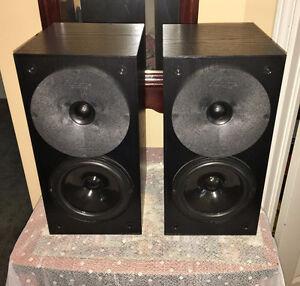 Heavy Nuance Advantage Bookshelf speakers