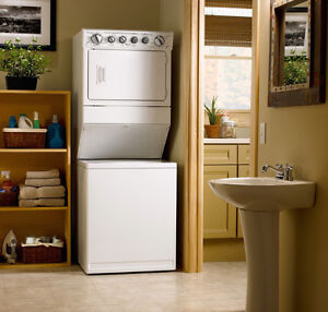 STACKABLE WASHER & DRYER START OF YEAR SALE 50% OFF REGULAR PRIC