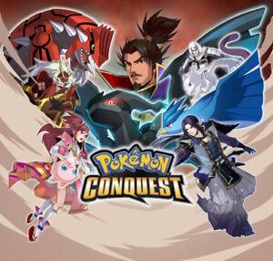 Pokemon Conquest for DS
