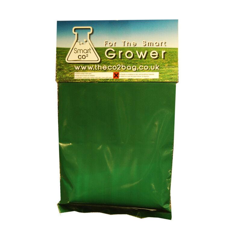 2x SMART Co2 Bag Hydroponics Grow Tent Growing Exhale Bloom Organic Herb Yields