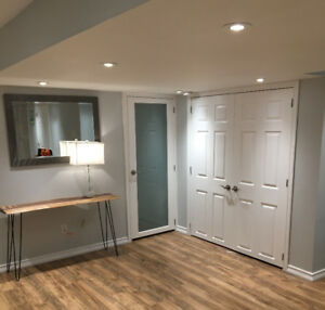 Book your Winter Basement Renovation NOW and SAVE 15%!!!