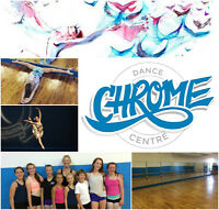 Chrome Dance Centre - Brand New Studio in Whitby