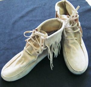 BRAND NEW woman's moccasin booties Size 8