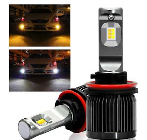 DUAL Color LED Headlight Highlander Matrix RAV4 Sienna Matrix